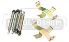 Volvo 240, 740, 760, 940 (ATE) Rear Brake Pad Pin Fitting Kit